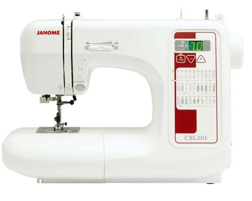 Janome CXL301 Sewing Machine - Ex-Display