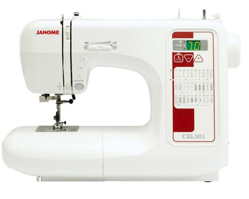 Janome CXL301 Sewing Machine - Ex-Display