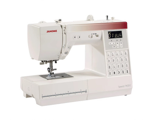 Janome Sewist 740DC Sewing Machine