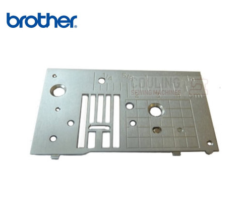 BROTHER GENUINE - NEEDLE PLATE Innov-is NV 1500, 1500D, 4000,4000D, 5000D, 2200 XC7872151