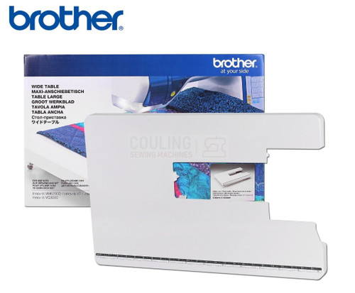 Brother Sewing Machine LARGE Table WT10 - V5 V7 XJ1 XE1 XV1 VQ2 XG6767001