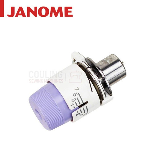 Janome 1600p Main Tension Thread Regulator Unit 767502005
