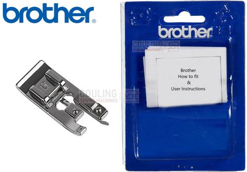 BROTHER Overlock Overedge Overcast Foot G F015N - XC1975052