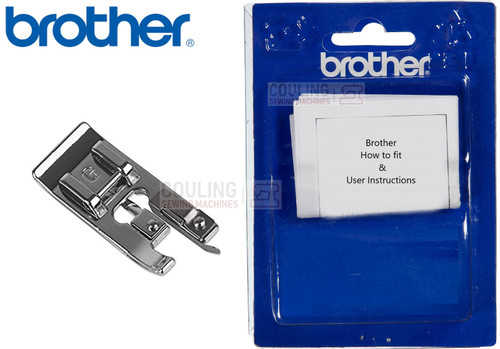 BROTHER Overlock Overedge Overcast Foot G F015N - XC1975052
