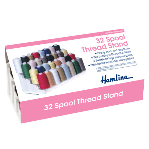 Hemline Thread Stand Spool Rack 32 - 100m to 1000m N4061