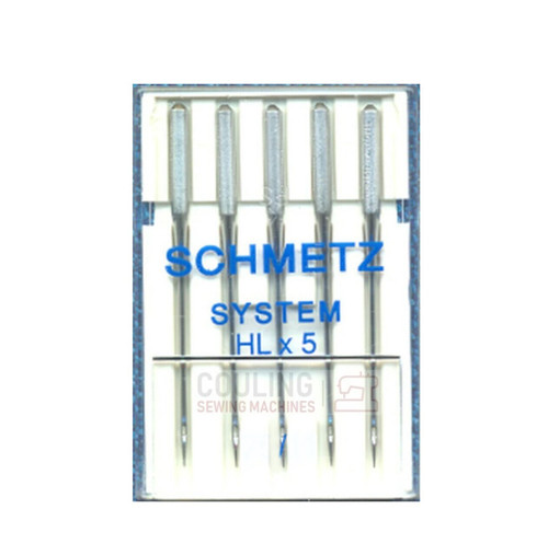 Schmetz Pro High Speed Sewing Machine Needles HLx5 Size 65/9