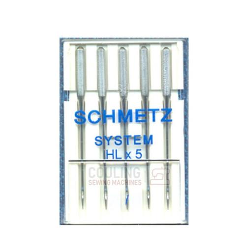 Schmetz Pro High Speed Sewing Machine Needles HLx5 Size 100/16