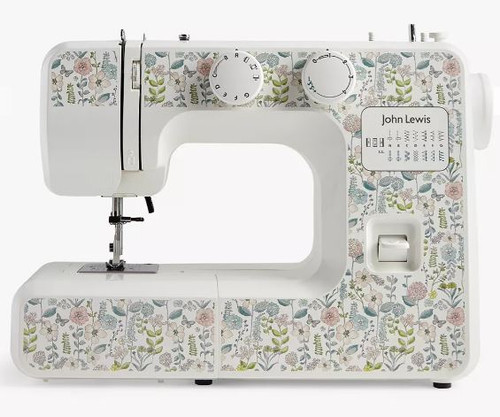 JOHN LEWIS JL111 - Floral  SEWING MACHINE BY JANOME - Ex-demonstration