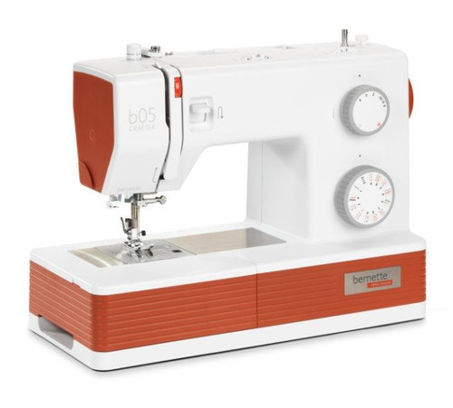 Bernette B 05 Crafter Sewing Machine Robust High Speed