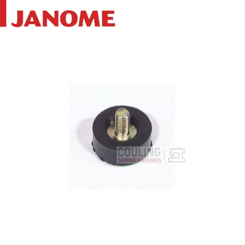 Janome Base Rubber Foot with Screw Jem / Jem Platinum JP760 No. 639613000