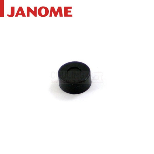 Janome Base Rubber Foot fits over the adjusting Screw 735002001