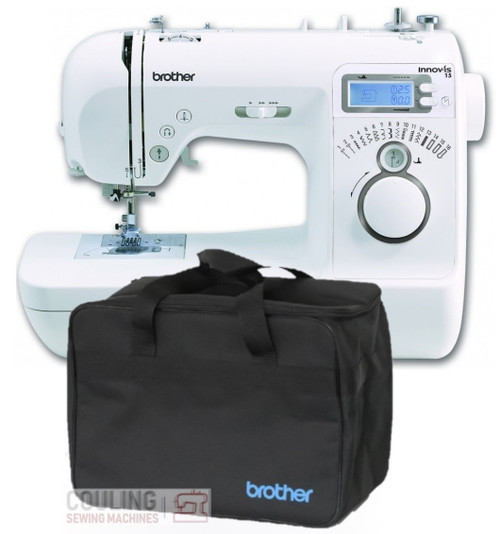 Brother Innov-is 15 Sewing Machine NV15 + Machine Carry Bag