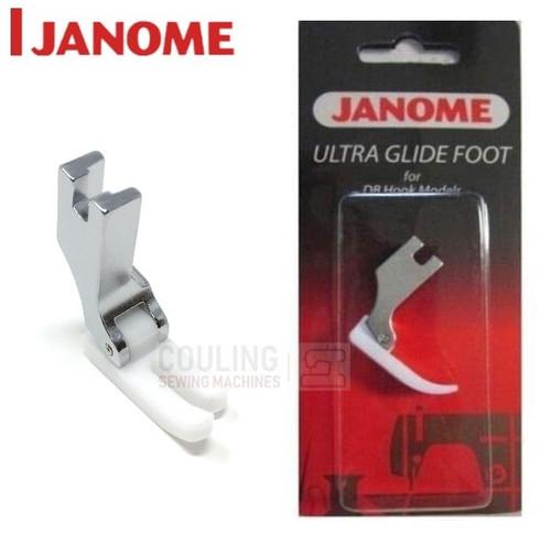 JANOME HD9 1600p Ultra Glide Teflon Foot DB Hook - 767404028