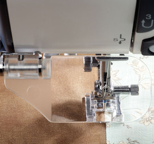 JANOME OPTIC MAGNIFIER FITTED