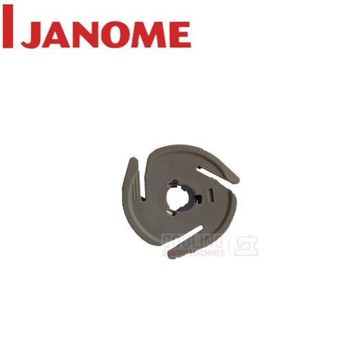 Janome Bobbin Winder Base Spindle Cutter DKS30/MC9900/AT6/MC9450QCP/MC550E/M7 809619009