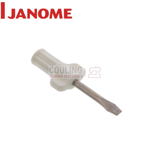 Janome Screw Driver - Small Wing Handle - 820832005