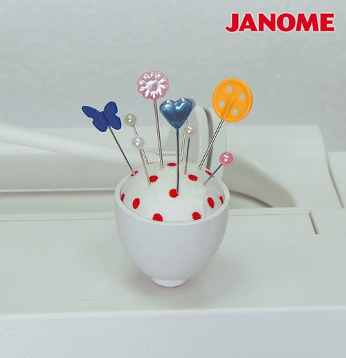 Janome Small Pin Cushion - Fits Most Janome Machines 202256016