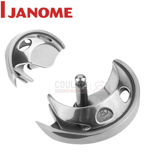 janome Shuttle Hook Metal - Fits All Front Loading J3-24 +