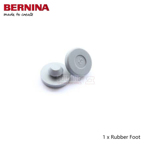 Bernina Base Rubber Foot - 1008, Activa 125 230 330 440QE 0003445000