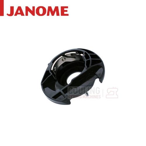 JANOME BLACK BOBBIN CASE - SEW MINI 525 140m 145 DMX100 ONLY - 525618009