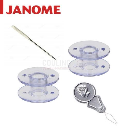 JANOME SEW MINI - STARTER PACK - 525 140m 145 DMX100 MINI ONLY (525870001)