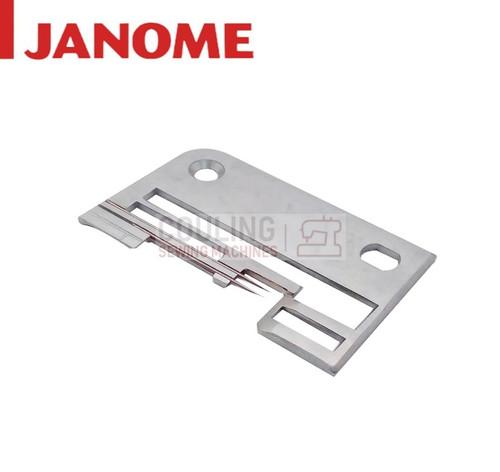 Janome Overlock Needle Plate 744D 734D - 794601009