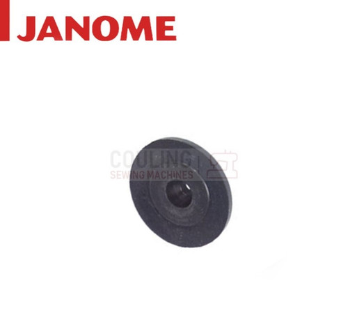 Janome Base Rubber Foot 1600p & Most Overlockers - 784135006