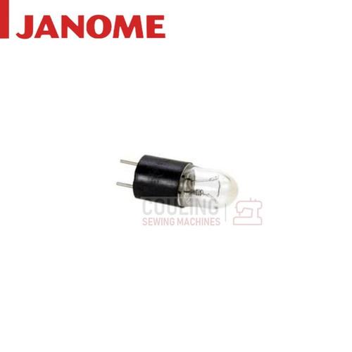 Janome Special 2 pin prong mini Light Bub - MC4800 XC33 MC3500 + 830999999