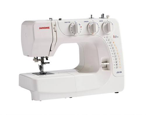 Janome J3-24 Sewing Machine - Save £30