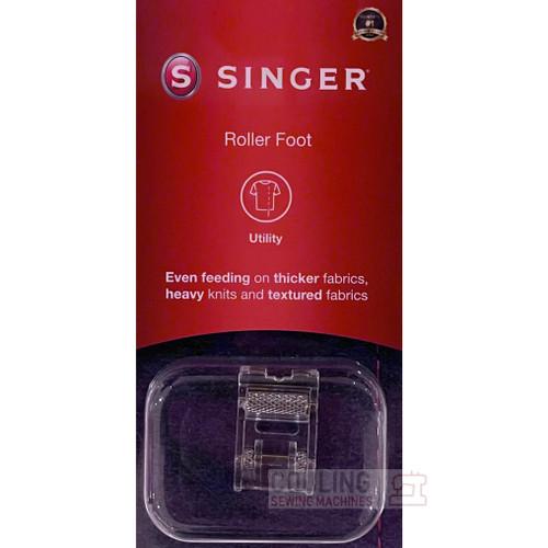SINGER Roller Better Feed Foot Genuine Pack 250027206