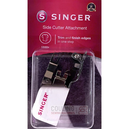 SINGER Side Cutter Foot Genuine Pack 250025806 Overlocker Finish