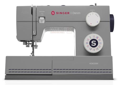 Singer Heavy Duty HD6335M Denim Sewing Machine - New Model