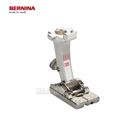Bernina Invisible Zipper Foot # 35V 0306537200
