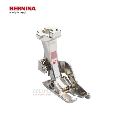 """Bernina Patchwork 1/4"""" Foot with Guide # 57V - 0315777200"""