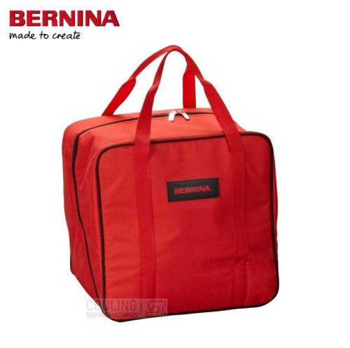 Bernina Overlocker Carry Bag - Red