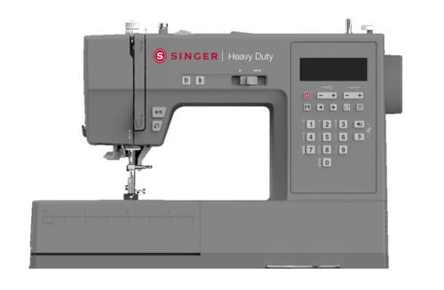 Singer Heavy Duty HD6705C Computerised Sewing Machine - New Model