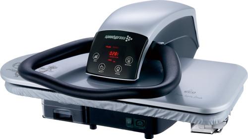 Pro Ironing Steam Press Large Heavy Duty HD71 SILVER/BLACK + Mini Iron