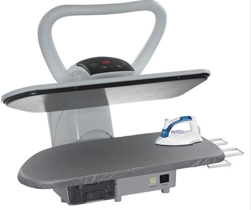 Pro Ironing Steam Press Large Heavy Duty HD71 + Mini Iron