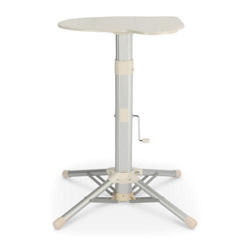 HD Pro Ironing Press Stand telescopic height-adjustable 71HD - 101HD WHITE