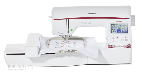 Brother Innov-is 870SE Special Edition Embroidery Machine - Ex-Display Model