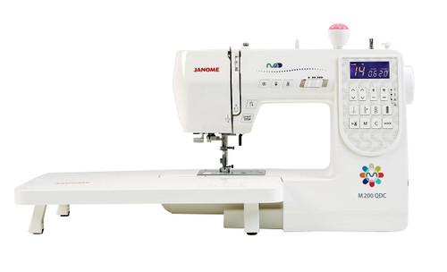Janome M200QDC Sewing Machine