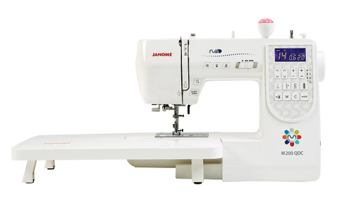 Janome M200QDC Sewing Machine