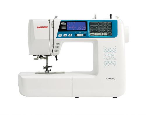 Janome 4300QDC Sewing Machine