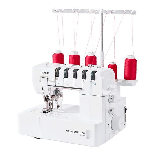 Brother CV3550 Coverstitch Cover Hem Machine