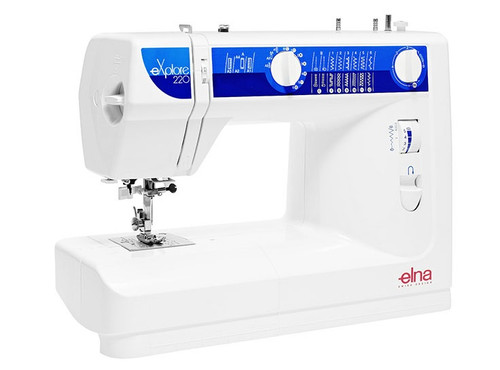 Elna eXplore 220 Sewing Machine