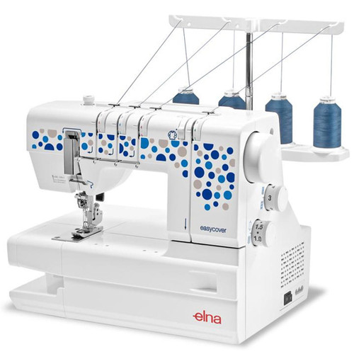 Elna Easycover Coverstitch Machine