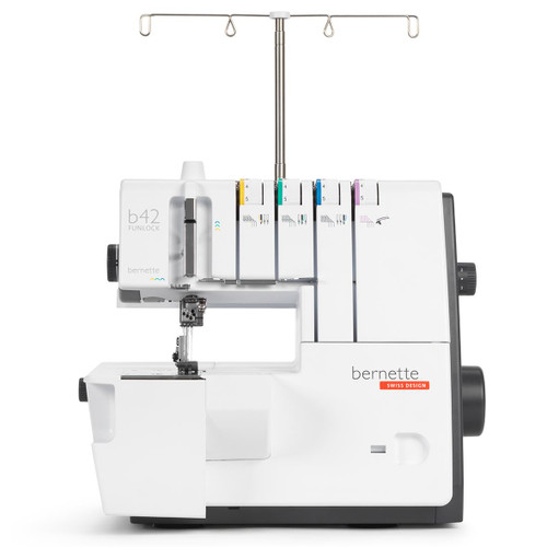 Bernette Funlock 42  Coverstitch Hem Machine
