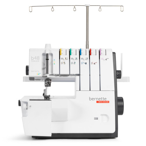 Bernette Funlock 48 Overlock & Coverstitch Machine