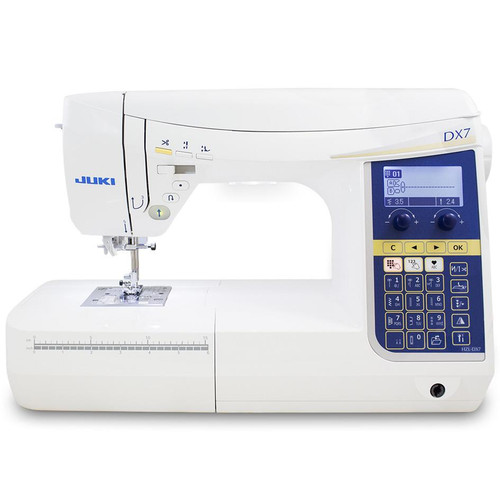 Juki HZL-DX7 Sewing Machine  + Sew Table
