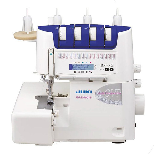 Juki MO-2000 QVP Air Thread Overlocker